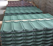 Roof Material Certificate shingle mixed color stone coated steel roof tile/Aluminium Zinc Sheet/Tile Roof
