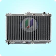 high performance aluminum radiator for SAAB 9-3 SERIES 03-07