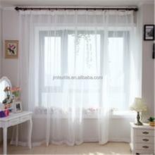 Barato venta al por mayor cortina de la gasa de la tela, ployester tela para la cortina tela, toda la venta de la gasa para la cortina tela