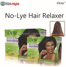 OEM Private label hair straightening cream
