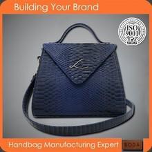 Hot Selling Fashion Women Designer Cow Leather Ladies Handbag