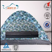 Aluminium Alloy Pole with Wind-break Ropes,Pegs Pop Up Tent