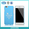 custom PC case for iphone 6 printing mobile phone case