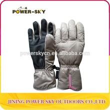 oem 2015 especializados con aislamiento térmico cálido invierno guantes equí