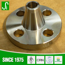 ASTM long welding neck flange with ABS certification