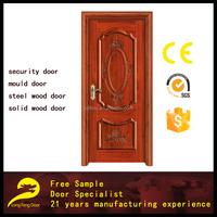 handmade carved wooden pvc mdf doors internal design
