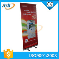 roll up for advertisment display, roll up stand