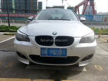 Auto tuning M5 facelift body kit for E60 5 series PP material perfect fitment high quality