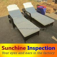 production inspection/pre-shipment inspection/loading inspection in laiwu/yishui/yancheng/ liuzhou/fujian/anhui