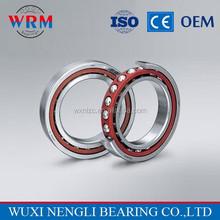 Single row Angular Contact Ball Bearing 7203CDF for magnetic plant