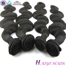 No Shed No Tangle Unprocessed Virgin Remy Wholesale Synthetic Hair Extensions