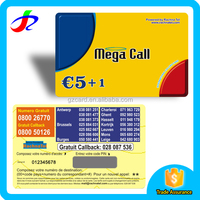 scratch off calling prepaid recharge top up card printing