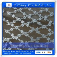 barbed fence iron wire mesh fence galvanized wire