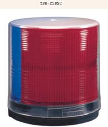 police emergancy warning beacon light