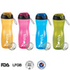 Two part promotional customized sports water bottle bpa free