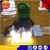 Alibaba China manufacturer hot sale solar panel kit system for indoor lighting