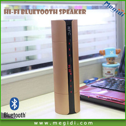 2015 wireless touch screen bluetooth speaker,Light sensitive touch pannel
