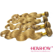 good quality wholesale brazilian remy hair,blonde brazilian hair color 27