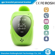2015 new products mini gps tracker watch phone for iphone 6 and android watch with GPS/LBS/AGPS