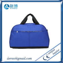 Custom 600D Gym Duffle Bag Sport Travel Bag