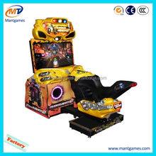 Designer FF moto/hot-sale simulator racing video games machine