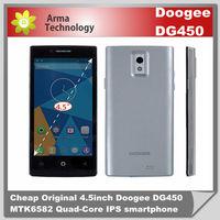 Doogee DG450 Celular Phone 4.5 inch 3G Android 4.2.9 Smart Phone 4GB