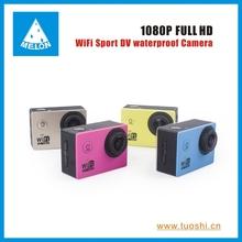 Mini camcorder,digital camera,1080P wifi sports DV action camera