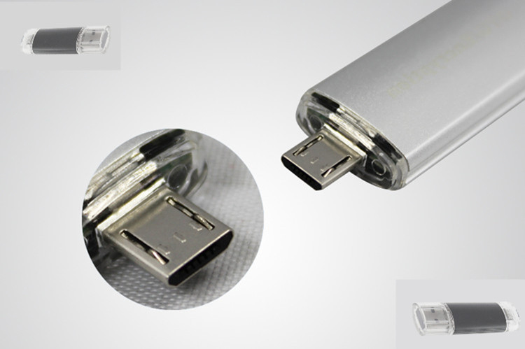 new product OTG usb flash drives for smartphone thumb pendrive memory stick mini usb flash drives