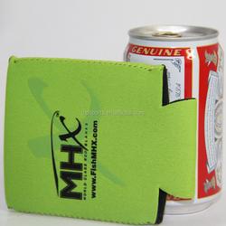 Full-Bottom Can Shape Stubby Cooler fashion neoprene beer bottle cooler/can cooler