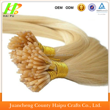 export/import Human hair extension in all length