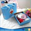 Decorative cardboard storage boxes,Cartoon drawer packaging paper box