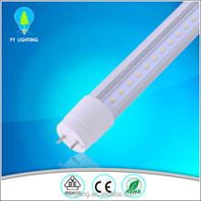 100lm/w-130lm/w CE RoHS VDE 150cm led tube t8 light 24w 28w with 5 years warranty