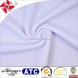 100% polyester Moisture absorption and perspiration fabric for sportswear