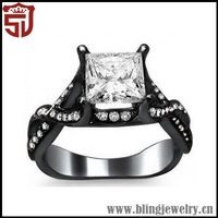 Branded New Products Classic Photo Jewelry Finger Rings