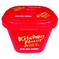pet food trash can/biscuits storage bin/food standard pet food storage bin