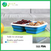 High Quality 100% FDA & LFGB silicone collapsible containers