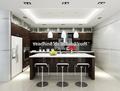 diseño moderno gabinete de cocina de alta calidad
