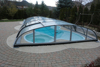 Heat Retaining safety swimming pool cover