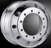 truck aluminum wheel rims 22.5x9.0 with good quality and best price