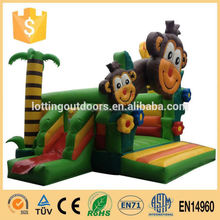 2015 New Design Monkey Commercial inflatable water wheelfor sale craigslist