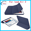 Folding Stand Leather Tablet Smart Cover Case For Ipad Air 2,For Ipad Case Smart