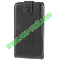 Leather Material Back Cover Case for Samsung Galaxy Win i8552 / i8550