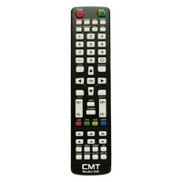 new rubber button 55 keys universal lcd tv remote control