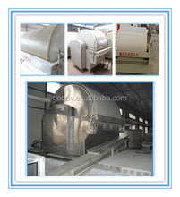 Professional manufacturing food grade 304 stainless steel ISO tapioca/ cassava starch processing machine