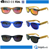 2015 new style high quality CE&FDA certificate factory 100% fashion bamboo wood polarized sunglasses