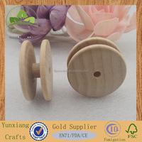 Small mine Wooden Spool,Wooden Thread Spool