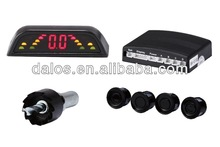 China supplier dual lens car led parking sensor for trucks