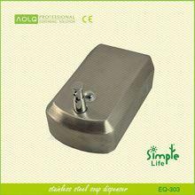 Best price wall mount multifunction stainless steel sensitive soap dispenser