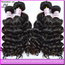 beautiful highly feedback excellent quality Italian Wave brazilian hair color dye