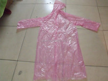 2015 New Fashion Customized Printed Disposable Rain Poncho rain coat